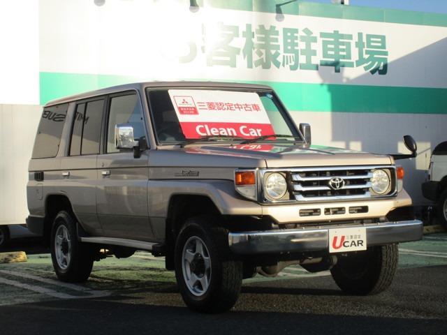 トヨタ 4.2 LX ディーゼル 4WD