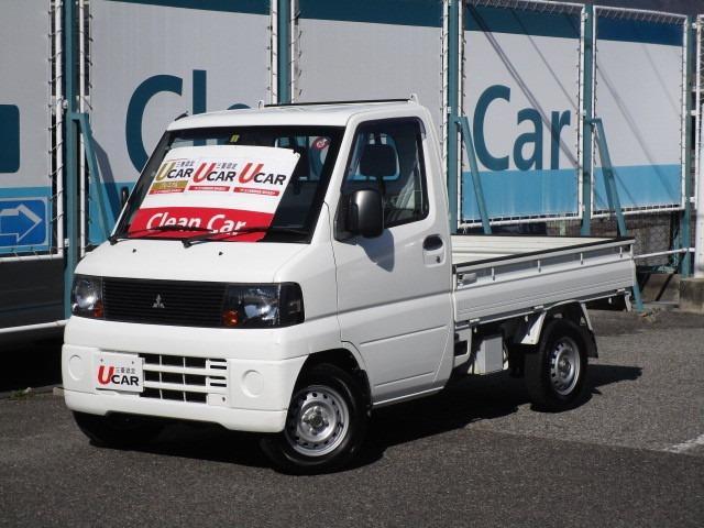 三菱 660 みのり 4WD リヤゲートプロテクター装備!!!