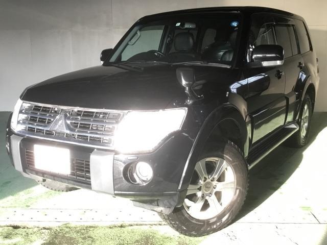三菱 3.0 ロング エクシード 4WD