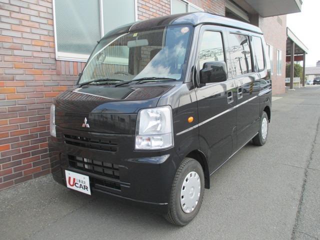 三菱 660 ブラボー ターボ ハイルーフ 4WD