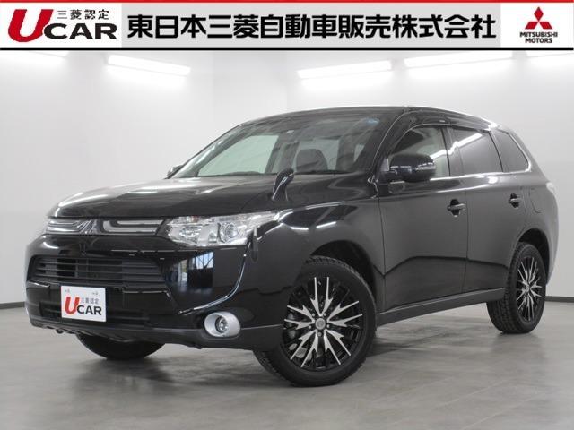 三菱 2.4 24G セイフティパッケージ 4WD
