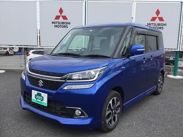 スズキ 1.2 バンディット ハイブリッド MV 宮城三菱認定中古車