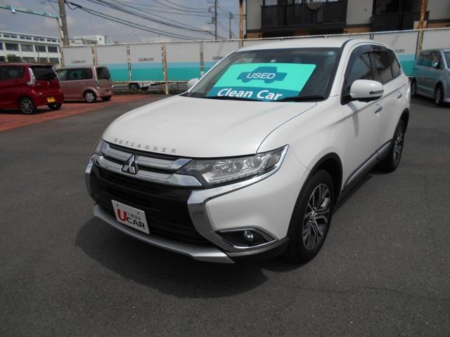 三菱 2.4 24G ナビパッケージ 4WD