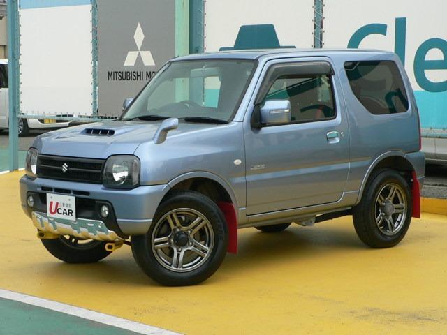 スズキ 660 クロスアドベンチャー 4WD