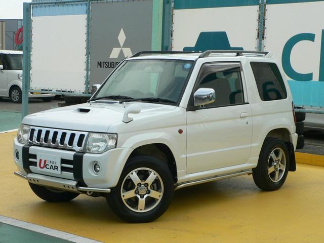 三菱 660 ナビエディション VR 4WD