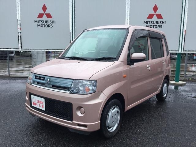 三菱 660 M キーレスエントリー 宮城三菱認定中古車