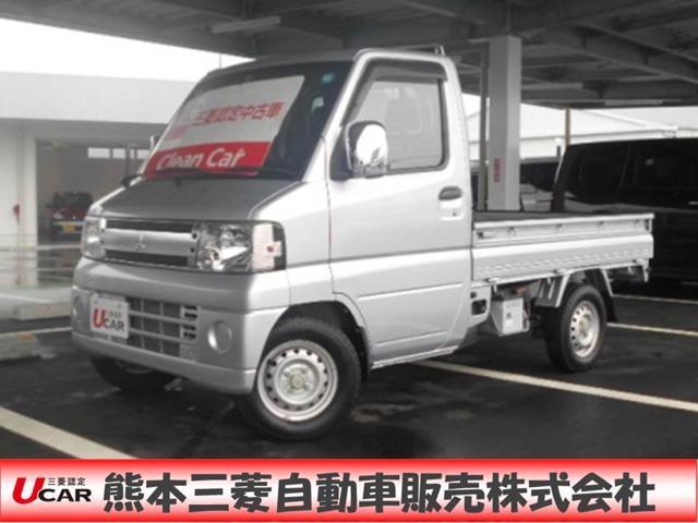 三菱 660 銀トラ 4WD