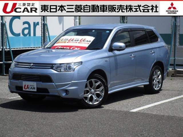 三菱 2.0 G ナビパッケージ 4WD AC100V/1500W