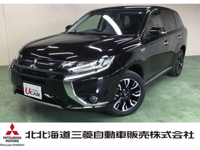 三菱 2.0 G プレミアムパッケージ 4WD