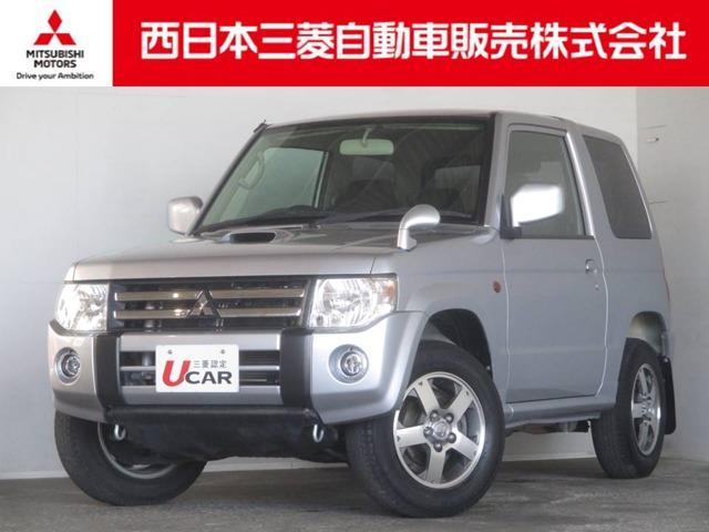 パジェロミニ(三菱) ナビエディションVR 中古車画像