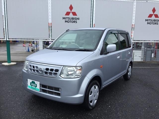 日産 660 E FOUR 4WD キーレス 宮城三菱認定中古車