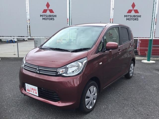 三菱 660 M 4WD アイドリングストップ 宮城三菱認定中古車