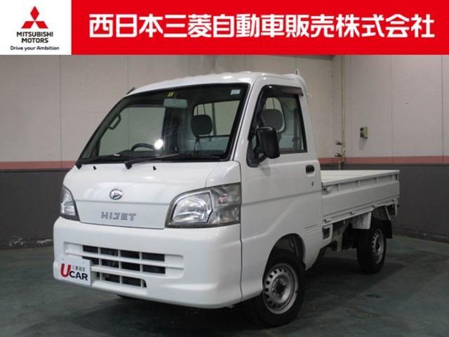 ダイハツ 660 エアコン・パワステスペシャル 3方開 4WD