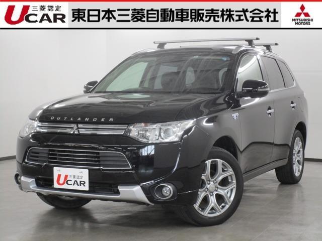 三菱 2.0 G ナビパッケージ 4WD 認定UCAR