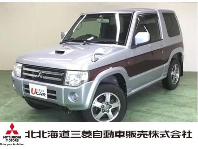 三菱 VR 4WD キーレス・ナビ