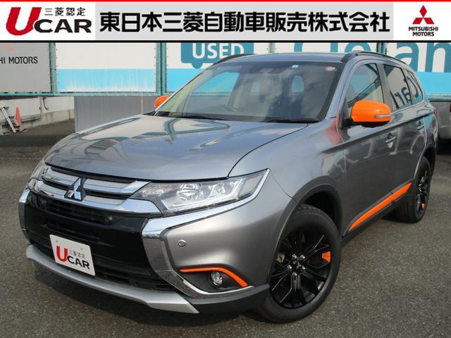 三菱 2.4 アクティブギア 4WD ナビ LEDライト ETC