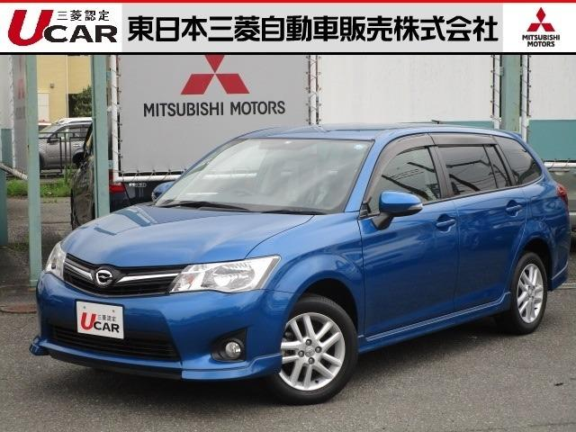 トヨタ 1.5 G エアロツアラー 4WD