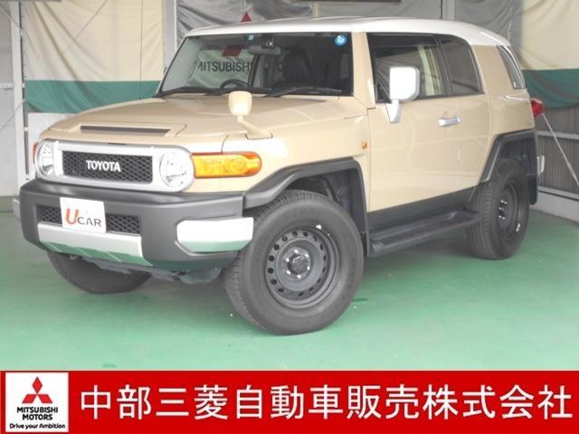 トヨタ 4.0 カラーパッケージ 4WD