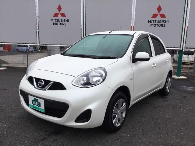 日産 1.2 X FOUR4WD スマートキー 宮城三菱認定中古車
