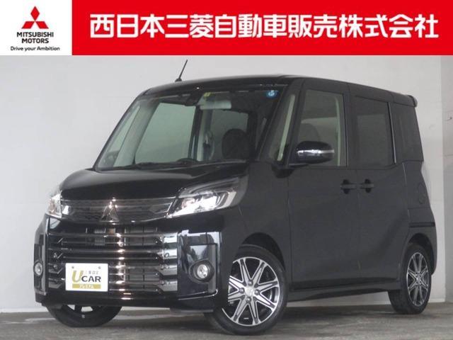 三菱 カスタム T eアシスト 4WD 距離無制限保証3年付