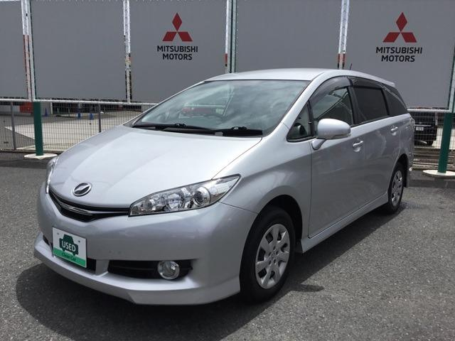 トヨタ 1.8 X 4WD キーレス ナビ 宮城三菱認定中古車