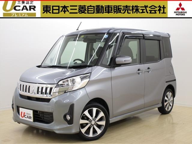 三菱 660 カスタム T eアシスト 4WD