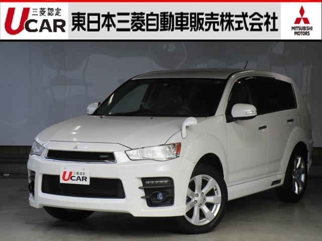 三菱 2.4 ローデスト 24G 4WD パドルシフト ETC