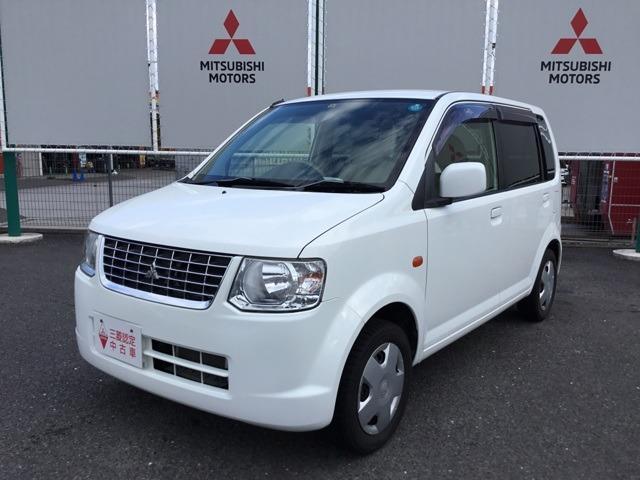 三菱 660 M 4WD キーレスエントリー 宮城三菱認定中古車