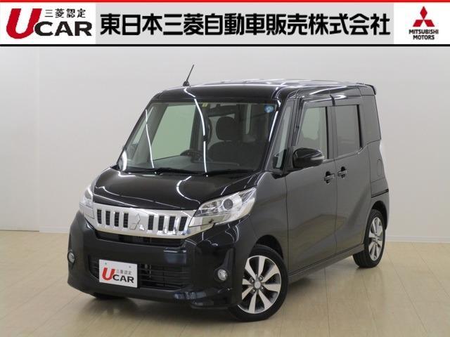 三菱 eKスペースカスタム 660 カスタム T 4WD …