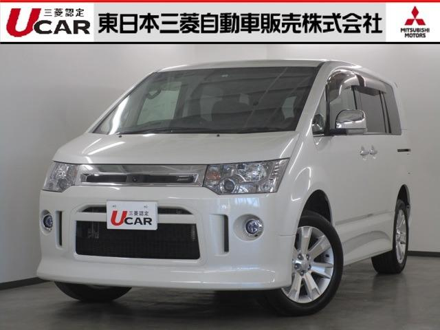 三菱 2.4 ローデスト G プレミアム 4WD
