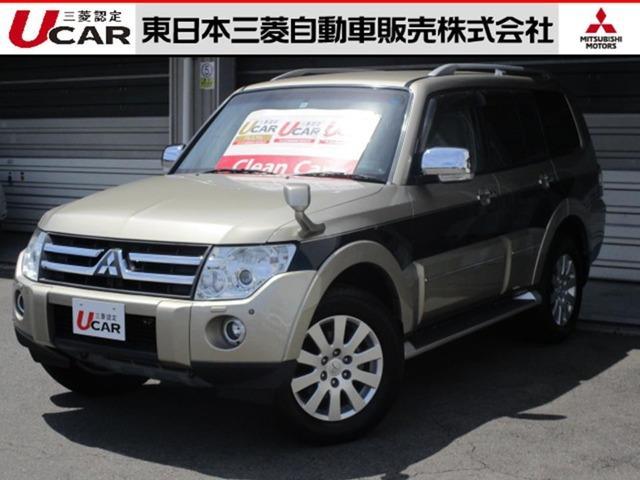 「三菱」「パジェロ」「SUV・クロカン」「長野県」の中古車