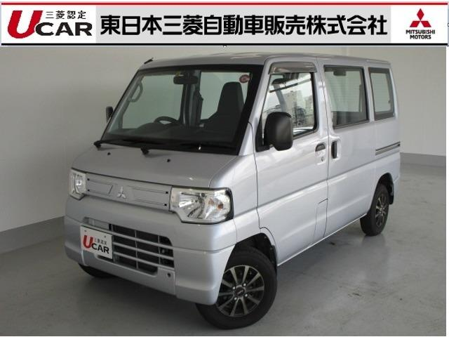 三菱 660 CD 4WD バイザー 社外アルミ ワンオーナー