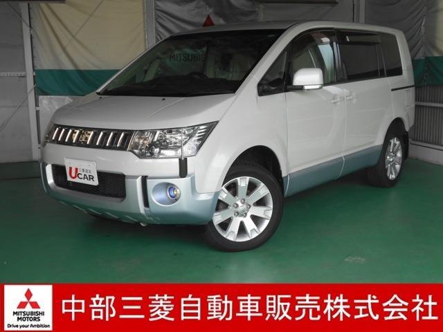 三菱 2.4 G ナビパッケージ 4WD