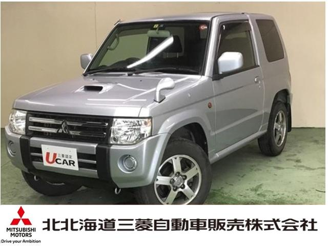 三菱 VR 4WD ナビ・キーレスエントリー・ターボ車