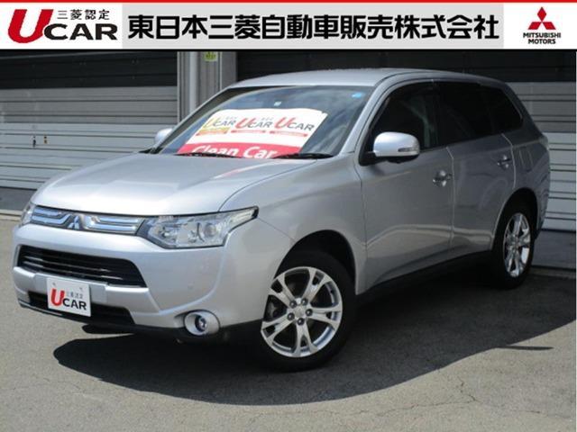 三菱 2.4 24G ナビパッケージ 4WD 7人乗り AS&G