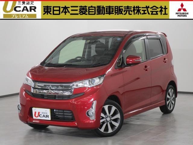 三菱 660 T eアシスト ナビ&TV 認定U-CAR