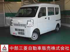 ミニキャブバン660 M ハイルーフ 5AMT車 当社社有車アップ