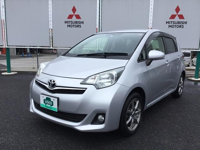 トヨタ 1.3G スマートキー プッシュスタート 宮城三菱認定中古車