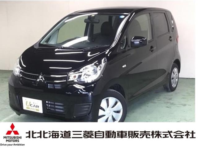 三菱 eKワゴン M 4WD ナビ ETC バックカメラ シートヒーター
