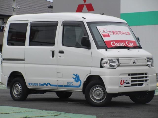 MITSUBISHI MINICAB-MIEV