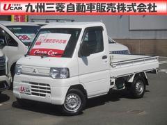 ミニキャブトラック660 Vタイプ 4WD ワンオーナー 禁煙車 弊社下取車