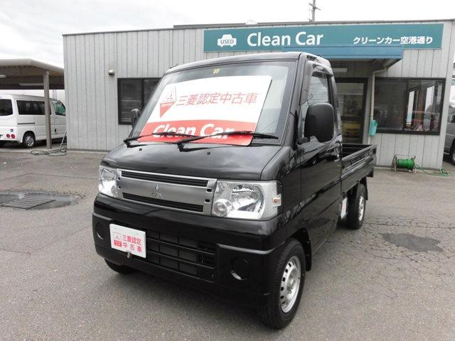 三菱 660 黒トラ 4WD