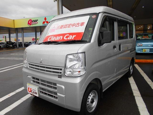 三菱 660 M ハイルーフ 5AMT車 4WD