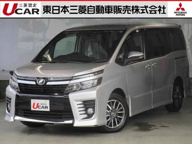 トヨタ 2.0 ZS 2WD 7人 禁煙車 純正SDナビ Bカメラ