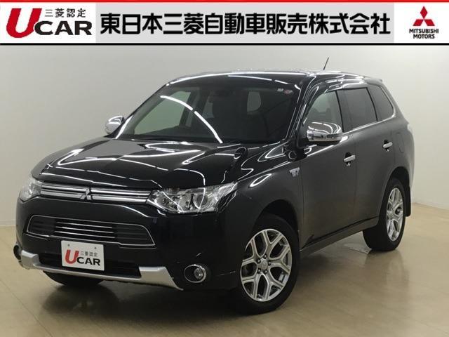 「三菱」「アウトランダーPHEV」「SUV・クロカン」「新潟県」の中古車