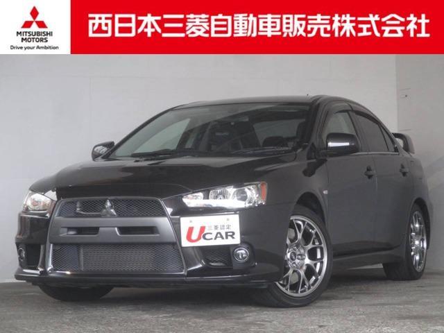 三菱 2.0 GSR X プレミアム 4WD