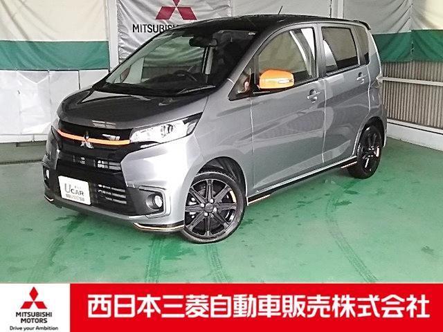 三菱 660 アクティブギア ターボ/FCM/専用アルミ/クルコン