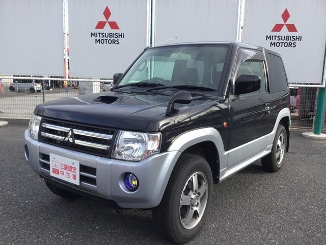 三菱 660 VRターボ 4WD キーレス 宮城三菱認定中古車