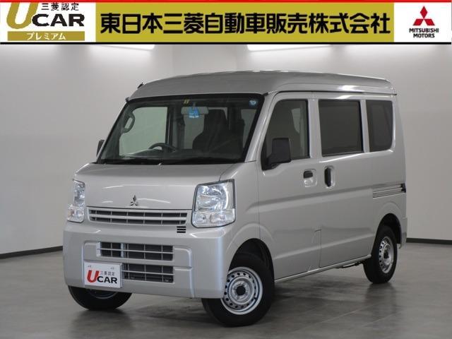 三菱 ミニキャブバン 660 G ハイルーフ 5AMT車 (車検...