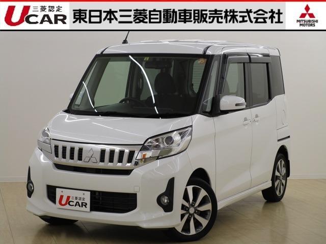 三菱 eKスペースカスタム 660 カスタム T (車検整備付)